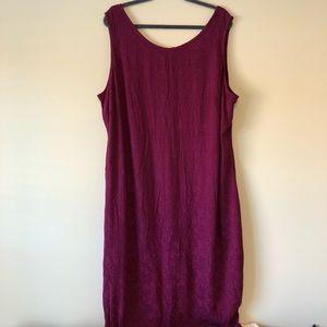 Coldwater Creek Maxi Dress
